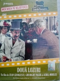 Doua lozuri Caragiale Birlic Margareta Pogonat colectia Cinemateca, DVD, Romana