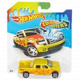 Masinuta Ford F150 Color Shifters Hot Wheels, Mattel