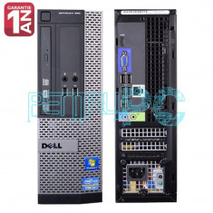 Calculator DELL Intel Core i3 2120 3.3GHz 4GB DDR3 500GB DVD-RW GARANTIE 1 AN!