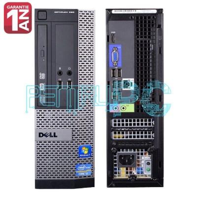 Calculator DELL Intel Core i3 2120 3.3GHz 4GB DDR3 500GB DVD-RW GARANTIE 1 AN! foto