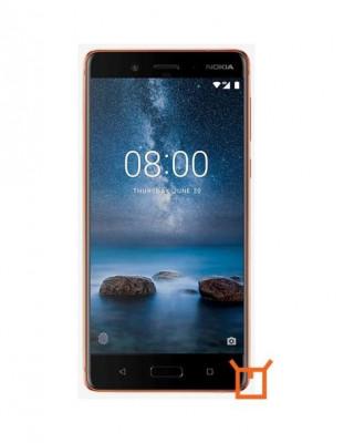 Nokia 8 LTE 64GB Bronz foto