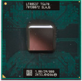 Procesor laptop Socket P Intel Dual Core 2 Duo T5670 T7100 T7300 T7500
