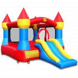 Spatiu de Joaca Gonflabil Castel Albastru, Happy Hop