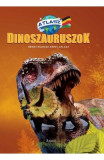 Dinozauri. Atlas maghiar-german (Dinoszauruszok. Nemet-Magyar Kepes Atlasz)