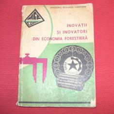 Inovatii si inovatori din economia forestiera - 1967