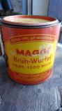Cumpara ieftin Cutie veche cu reclama - supa Maggi