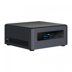 Mini PC Intel (NUC) Next Unit of Computing NUC7I5DNH2E, Intel HD Graphics 620, Intel Core i5-7300U, No RAM, No HDD, No OS