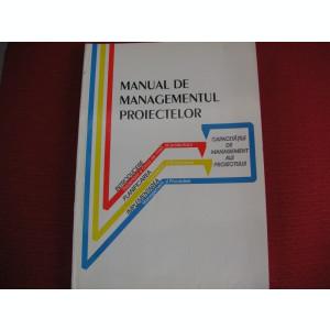 Manual de managementul proiectelor - 1998