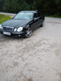 Mercedes Avangarde, Clasa E, E 270, Motorina/Diesel