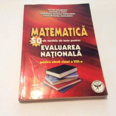 50 DE MODELE PENTRU EVALUAREA  NATIONALA -CATALIN PETRU NICOLESCU-RF13/3
