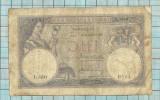 Bancnota 5 lei 1928-seria L3480-starea din imagine