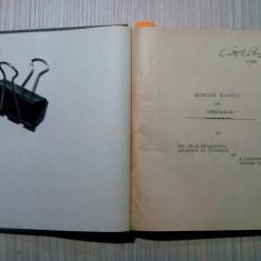 CHESTIUNI PRACTICE DE NEUROLOGIE - D. Grigorescu, A. Paunescu-Podeeanu - 1933