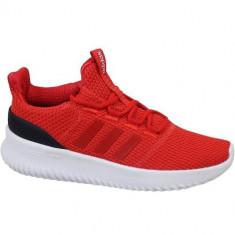 Pantofi Copii Adidas Cloudfoam Ultimate B75675, 35, 35.5, 36, 36 2/3, 37 1/3, 38, 38 2/3, 39 1/3, 40, Rosu