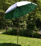 Umbrela soare, pescuit,  camping diametu 1,5m, reflexie UV