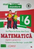 MATEMATICA ALGEBRA GEOMETRIE CLASA A VI-A - Peligrad