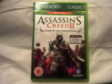 Assassin's Creed II GOTY Edition, xbox360, original, alte sute de jocuri!, Actiune, 18+, Single player
