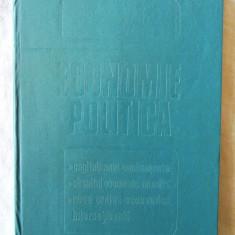 """ECONOMIE POLITICA. Capitalismul contemporan..."", N. N. Constantinescu, 1977, Alta editura"