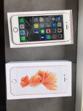 IPhone 6s , 32 GB , Rosé Gold , Neverlocked, Roz, 32GB, Neblocat, Apple