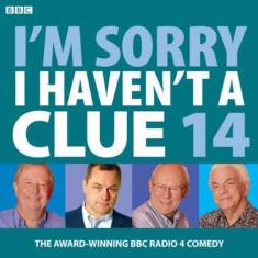I'm Sorry I Haven't A Clue, Audiobook