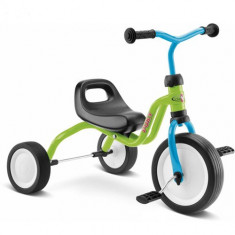 Tricicleta Fitsch Verde, Puky