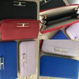 Oferta: Portofel elegant de dama - diverse modele si culori TRANSPORT GRATUIT!, Albastru, Mov, Negru, Rosu