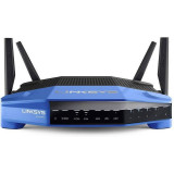 Router wireless Linksys WRT1900ACS Gigabit Dual-Band Black