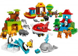 LEGO DUPLO - In jurul lumii 10805
