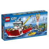 LEGO® City salupa de stins incendii 60109