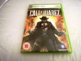 Joc Call of Juarez, xbox360, original, alte sute de jocuri!, Actiune, 12+, Single player