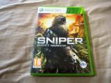 Sniper Ghost Warrior, XBOX360, original!, Actiune, 18+, Single player