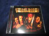 Klaus Badelt - Pirates Of The Caribbean _ cd,album_Walt Disney (Europa ,2003 )