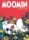 Moomin Notecards in a Wallet, Paperback