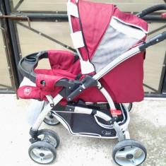 Tex Baby Red - carucior sport copii 0 - 3 ani