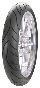 Motorcycle Tyres Avon AV71 Cobra ( 120/70 ZR19 TL (60W) Roata fata ) foto
