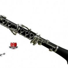 Clarinet Karl Glaser Eb Mi bemol NOU sistem boehm studiu copii ebonita orchestra