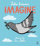 Imagine - John Lennon, Yoko Ono Lennon, Amnesty Internationa, Hardcover, John Lennon