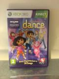 Joc Kinect Nickelodeon Dance, XBOX360, original!, Actiune, 3+, Single player