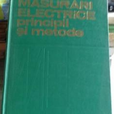 MASURARI ELECTRICE - AUREL MILLEA