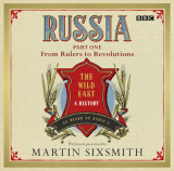 Russia: The Wild East, Audiobook