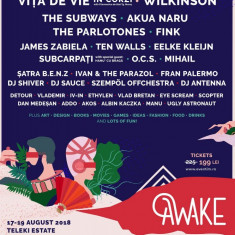 Bilet Pss+ Camping Awke Festival, Alte tipuri suport muzica