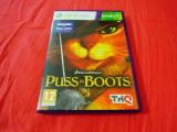 Joc Kinect Puss in Boots, xbox360, original, alte sute de jocuri!, Actiune, 18+, Single player