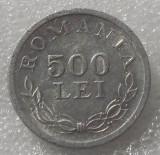 G5. Romania 500 lei 1946 **