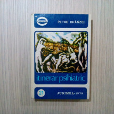 INTINERAR PSIHIATRIC -  Petre Branzei -  Editura Juimea, 1979, 557 p., Alta editura