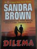 Dilema - Sandra Brown ,417762