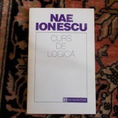 Nae Ionescu - Curs de logica