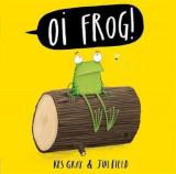 Oi Frog! Board Book, Hardcover
