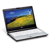 Laptop Fujitsu LifeBook S761, Intel Core i5 Gen 2 2520M 2.5 GHz, 4 GB DDR3, 128 GB SSD NOU, Wi-Fi, 3G, Display 13.3inch 1366 by 768, Windows 10 Home