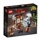 LEGO Ninjago Movie, Antrenament Spinjitzu 70606