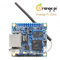 orange pi zero h2 quad core cortex a7 512mb wifi hdmi antena