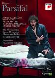Wagner - Parsifal - MET - Kaufmann, Pape, Mattei / Gatti, BLU RAY, sony music